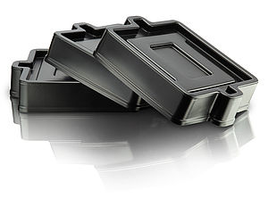 The resin tank cover is only available in sets of 3 (REF Number 20625).