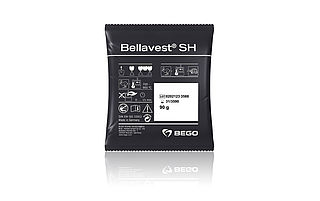 Bellavest® SH – A universal, shock or conventional heating, precise casting investment for crowns and bridges, also appropriate for pressable or press-on ceramics